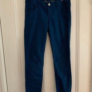 American rag blue jeans